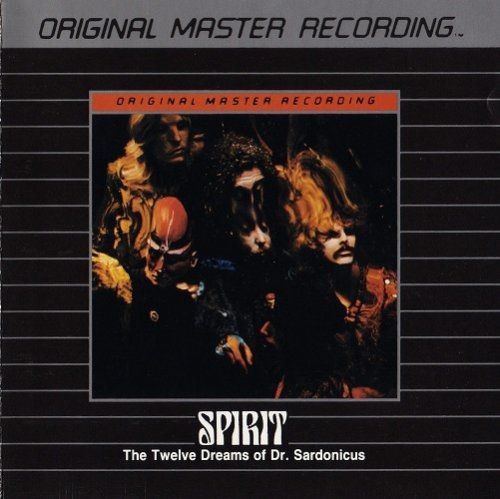 Spirit - Twelve Dreams Of Dr. Sardonicus (1970) [1988]