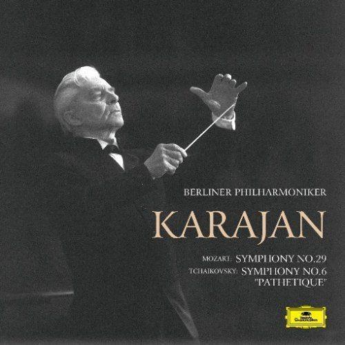 Herbert von Karajan & Berliner Philharmoniker - Karajan Last Concert 1988: Tchaikovsky & Mozart (200...