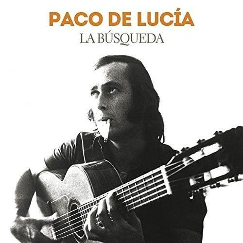 Paco De Lucia - La Busqueda (Deluxe Edition) (2015) 3CD