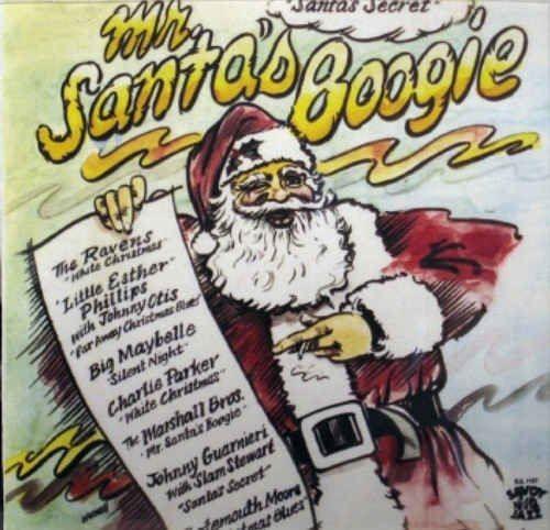 VA - Mr. Santa's Boogie: Santa's Secret (1985)