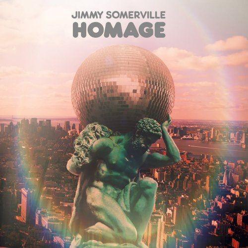 Jimmy Somerville - Homage (2015) [HDTracks]