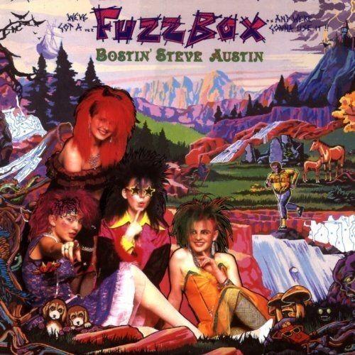 Fuzzbox - Bostin' Steve Austin [Splendiferous Edition] (2013)