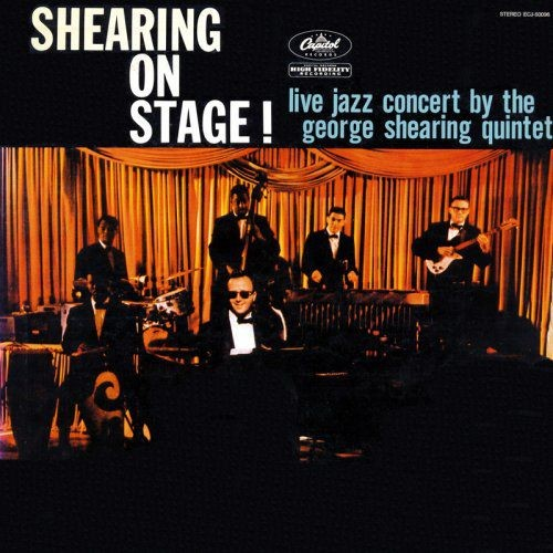 George Shearing - Shearing On Stage! (1957)