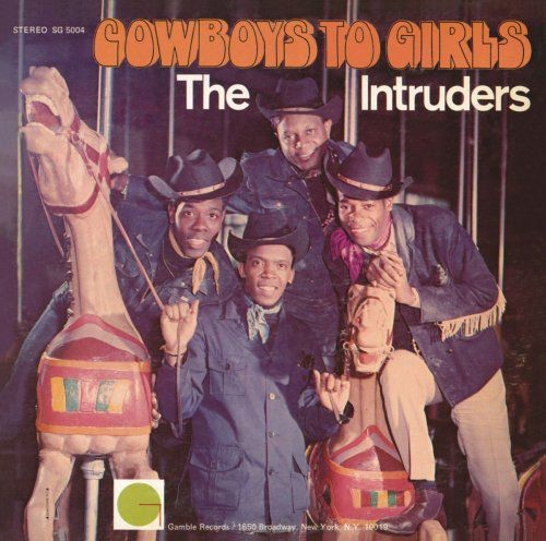 The Intruders - Cowboys to Girls (1968/2014) [Hi-Res]