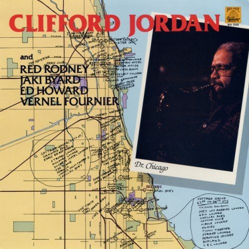 Clifford Jordan - Dr. Chicago (1984)