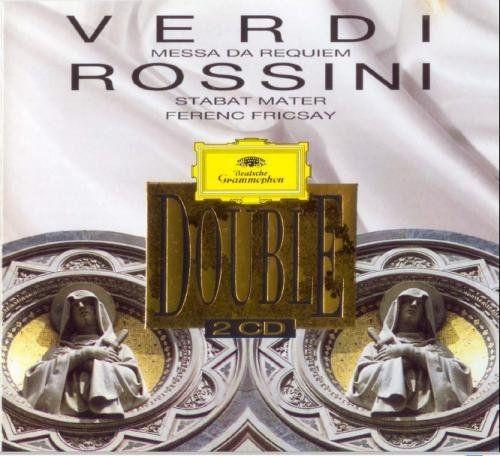 Ferenc Fricsay - Verdi: Messa da Requiem, Rossini: Stabat Mater (1993)