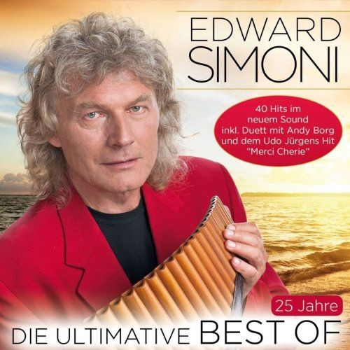Edward Simoni - Die Ultimative Best Of (2016)