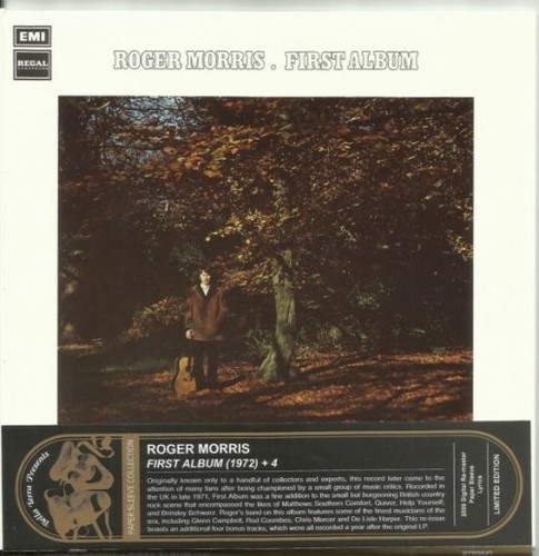 Roger Morris - First Album (1972) [Korean remaster] (2009) Lossless