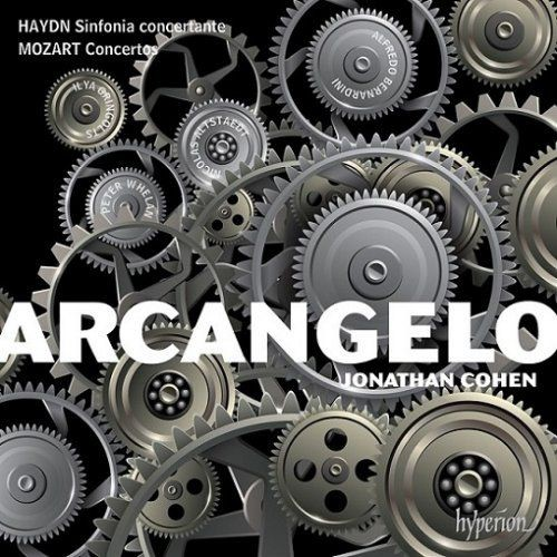 Arcangelo, Jonathan Cohen - Mozart: Concertos; Haydn: Sinfonia concertante (2015) [HDTracks]