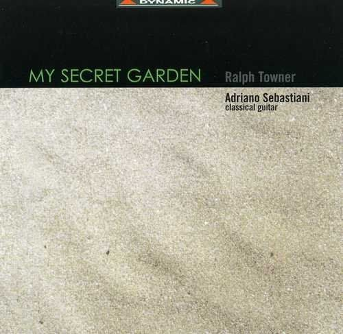 Adriano Sebastiani - Ralph Towner: My secret garden (2006) Full Album