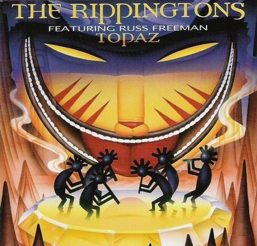 The Rippingtons - Topaz (1999) 320 kbps
