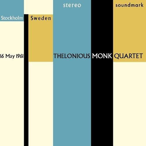 Thelonious Monk Quartet - Live in Stereo: Stockholm, Sweden, 16 May 1961 (2011) FLAC