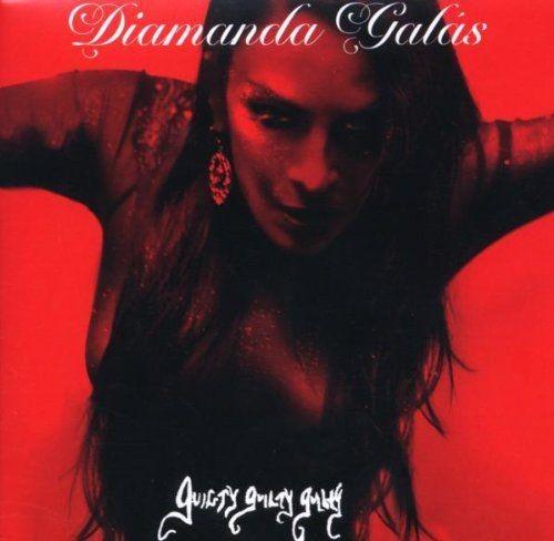 Diamanda Galas - Guilty Guilty Guilty (2008) Full Album