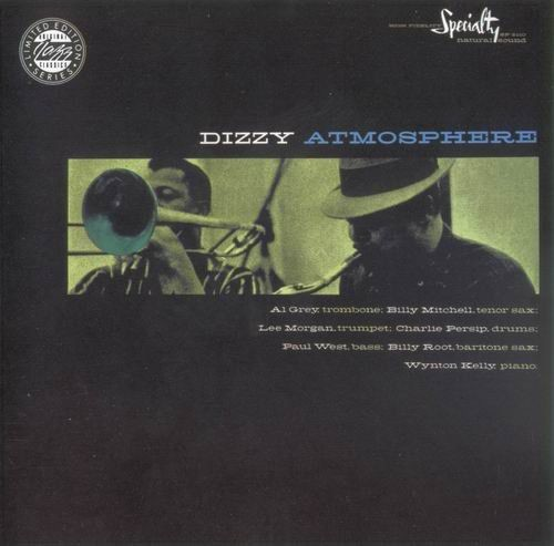Lee Morgan - Dizzy Atmosphere (1957) Flac Full Album