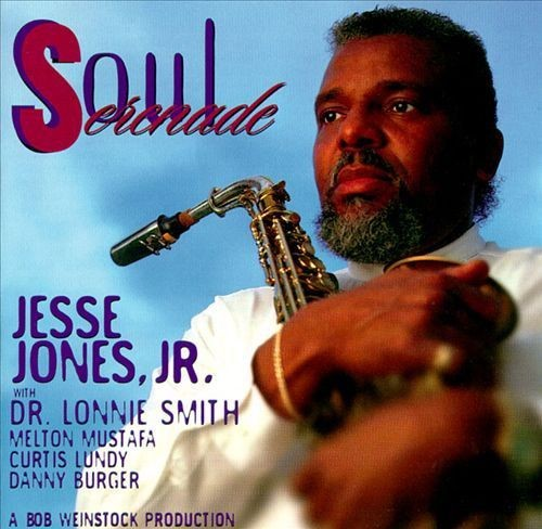 Jesse Jones, Jr. - Soul Serenade (1996)