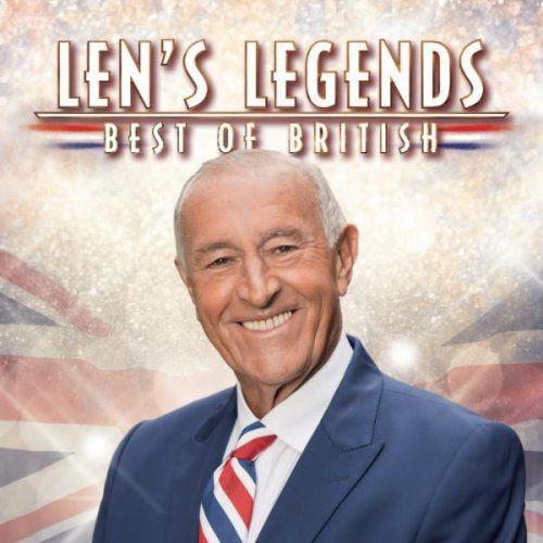 VA - Lens Legends Best Of British (2017)