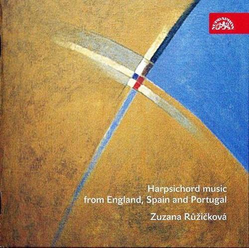 Zuzana Ruzickova - Harpsichord Music from England, Spain and Portugal (2012) Full Album