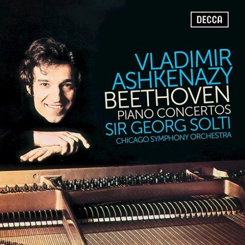 Vladimir Ashkenazy, Chicago Symphony Orchestra, Sir Georg Solti - Beethoven: Piano Concertos (1973/2...