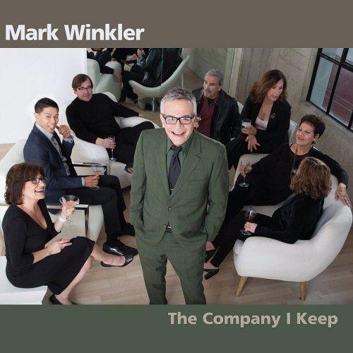 Mark Winkler - The Company I Keep (2017) Full Album