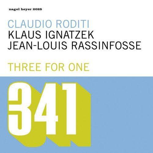 Claudio Roditi - Three For One (2003) Full Album
