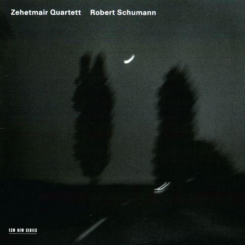 Zehetmair Quartet - Schumann: String Quartets 1&3 (2003) Full Album