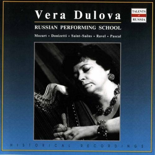 Vera Dulova - Mozart, Donizetti, Saint-Saens, Ravel, Pascal (1995) Full Album