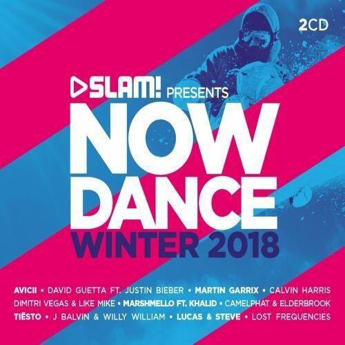 VA - Slam Now Dance Winter 2018 [2CD] (2017)