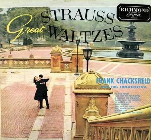 Frank Chacksfield - Great Strauss Waltzes (1960)