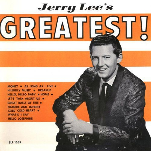 Jerry Lee Lewis - Jerry Lee's Greatest (1961)