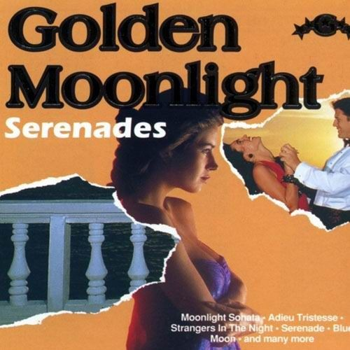 Alex Brown Orchestra - Golden Moonlight Serenades (1975)