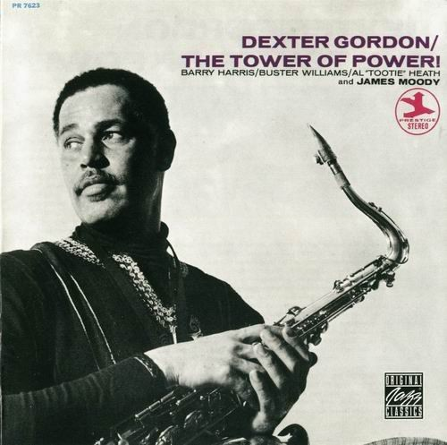 Dxeter Gordon - The Tower of Power (1969) 320 kbps
