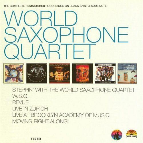 World Saxophone Quartet - The Complete Remastered Recordings on Black Saint and Soul Note [6CD Set] (2012) Full Album