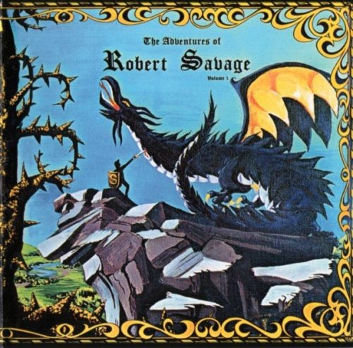 Robert Savage - The Adventures Of Robert Savage Vol. 1(1971) [Reissue] (2004) CD Rip