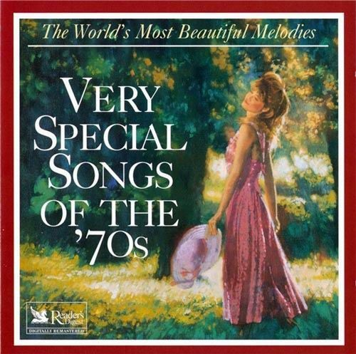 The Romantic Strings Orchestra - Very Special Songs Of The '70s (The World's Most Beautiful Melodies...