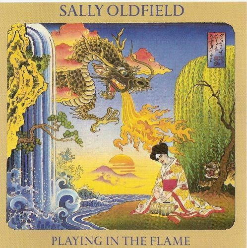 Sally Oldfield - Playing In The Flame (1990)