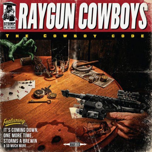 Raygun Cowboys - The Cowboy Code (2017)