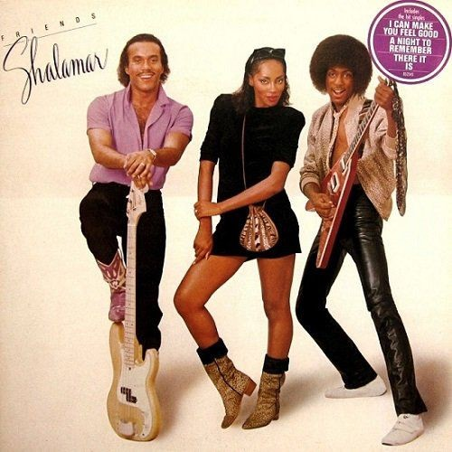 Shalamar - Friends [LP] (1982)