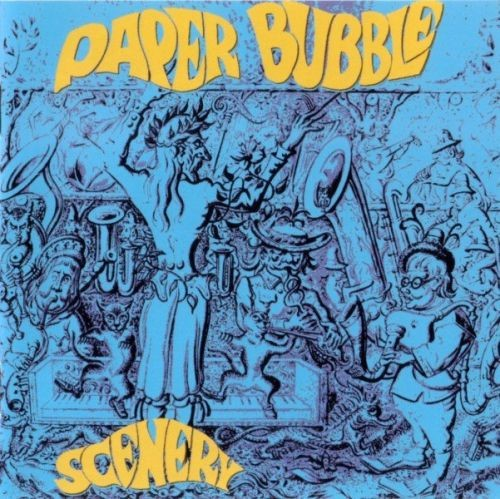 Paper Bubble - Scenery (1969) [Remastered] (2008) CD Rip