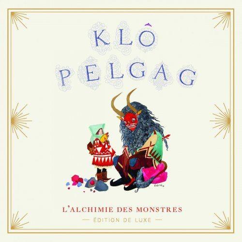 Kl? Pelgag - L'alchimie des monstres (Edition de luxe) (2015) [Hi-Res]