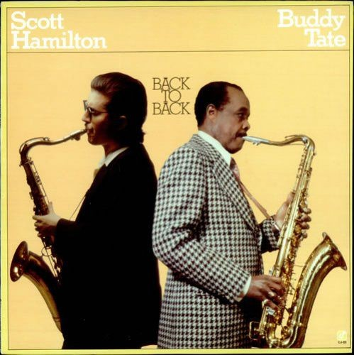 Scott Hamilton & Buddy Tate - Back to back (1979), 320 Kbps