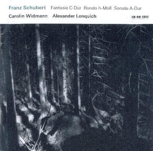 Carolin Widmann, Alexander Lonquich - Schubert: Fantasie C-Dur, Rondo h-Moll, Sonate A-Dur (2012) CD...