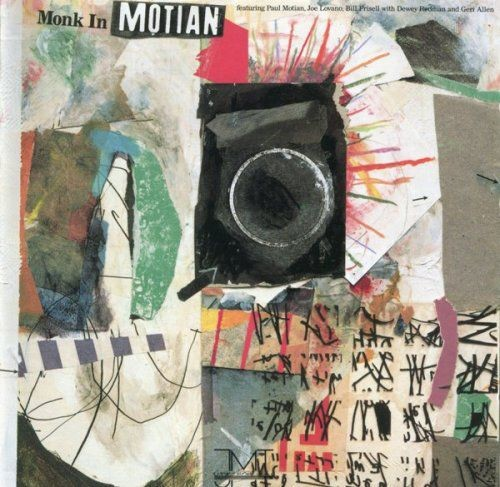 Paul Motian - Monk in Motian (1988)MP3, 320 Kbps