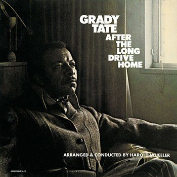 Grady Tate - After the Long Drive Home (1970) [Hi-Res]