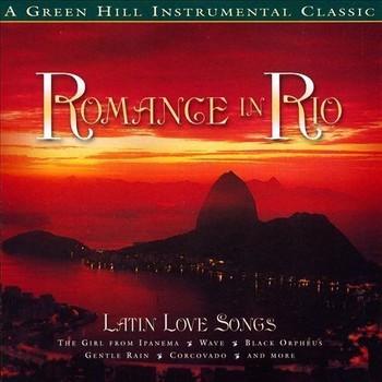 Jack Jezzro - Romance In Rio (2003) Full Album