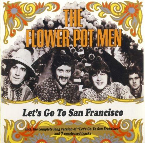 Flower Pot Men - Let's Go To San Francisco (1967) (1993) CD Rip