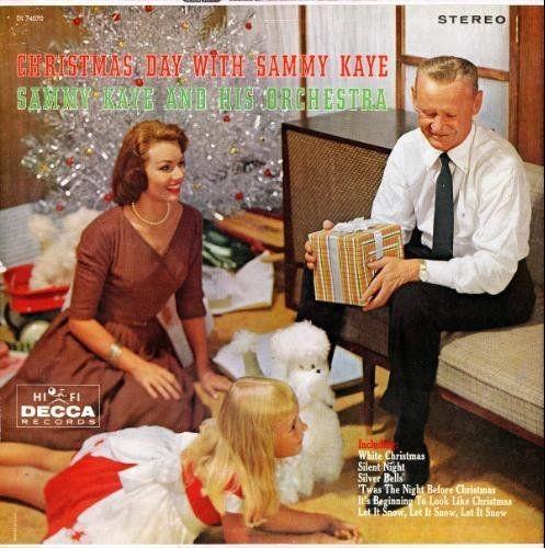 Sammy Kaye And His Orchestra - Christmas Day With Sammy Kaye (1960) LP Full Album