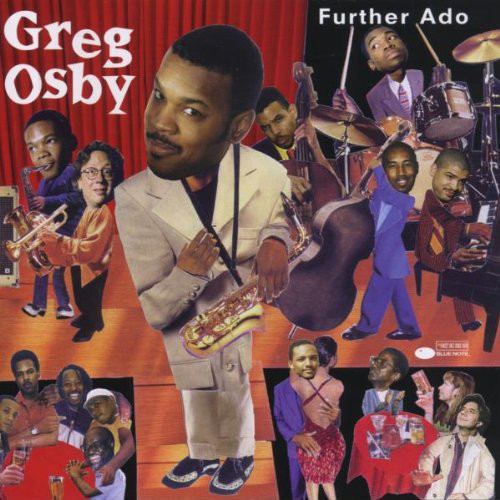 Greg Osby - Further Ado (1997)