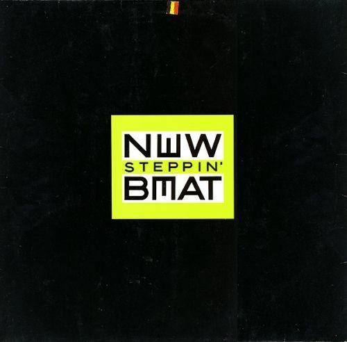 VA - Steppin' New Beat (1989) Vinyl Full Album
