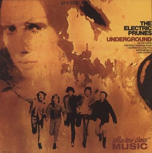 The Electric Prunes - Underground (Reissue) (1967/2000)