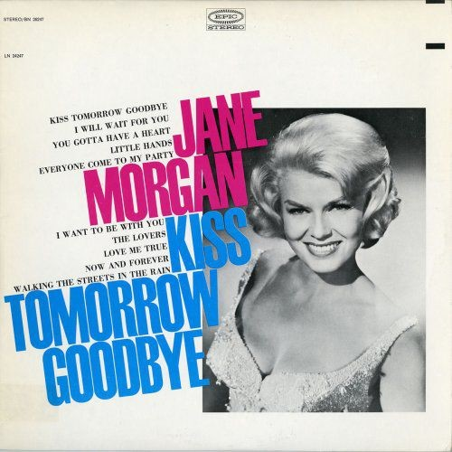 Jane Morgan - Kiss Tomorrow Goodbye (1967) [Hi-Res]